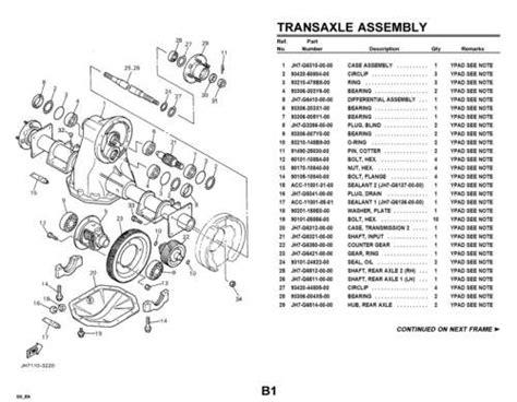 yamaha golf cart parts diagram automotive parts diagram