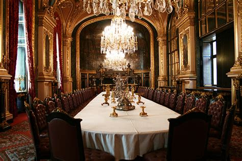 Grand Dining Room  Royal Aparments Of Napoleon Iiilouvre