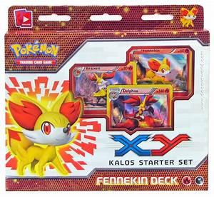 Pokemon Xy Kalos Starter Deck Fennekin Da Card World