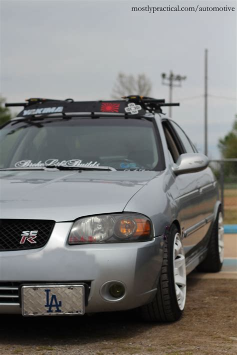 Modified Silver Cars by Modified Silver Jdm Nissan Se R On White Rims Nissan