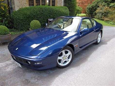 Used 2000 Ferrari 456 For Sale In Surrey