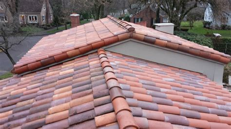 clay roof tiles residence clay tile cc l roofing