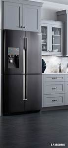 The next thing in kitchen inspiration is the samsung black for Kitchen colors with white cabinets with brushed aluminum wall art