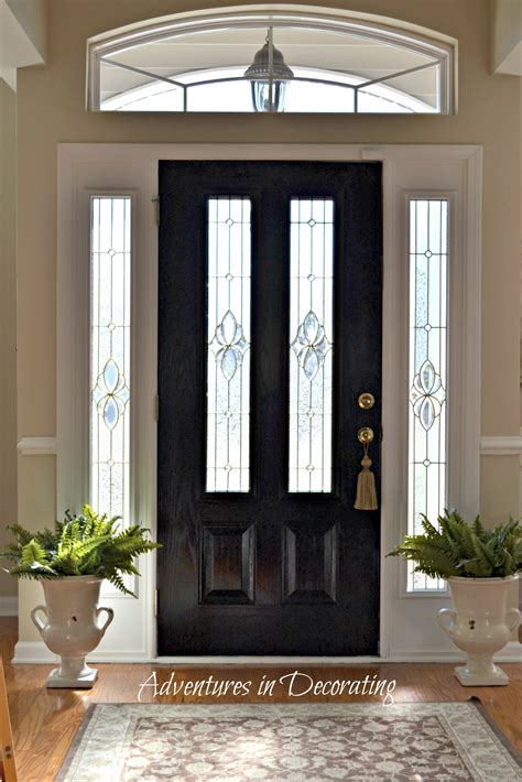 should i paint the inside of my kitchen cabinets should i paint my interior doors black decoratingspecial 9947