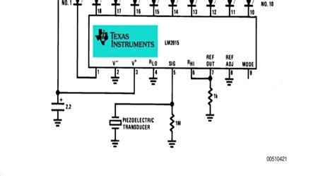 How Make Vibration Detector Meter Circuit