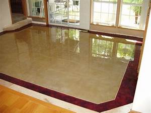 an in depth guide to polished concrete floors With can you sand concrete floor
