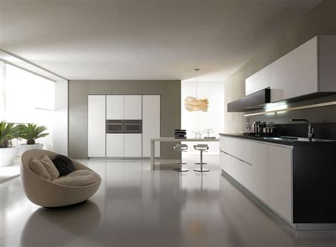 Contemporary Kitchen Furniture by 33 Modern White Contemporary And Minimalist Kitchen Designs