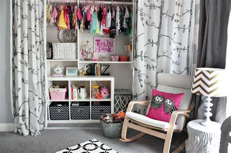 dressing pour chambre placard avec rideau chaios com