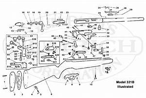 Mossberg 500 Schematic Images