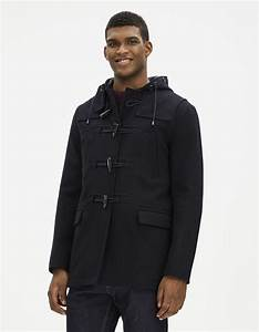 Duffle Coat Homme Celio : duffle coat laine majoritaire fuduffle celio france ~ Melissatoandfro.com Idées de Décoration