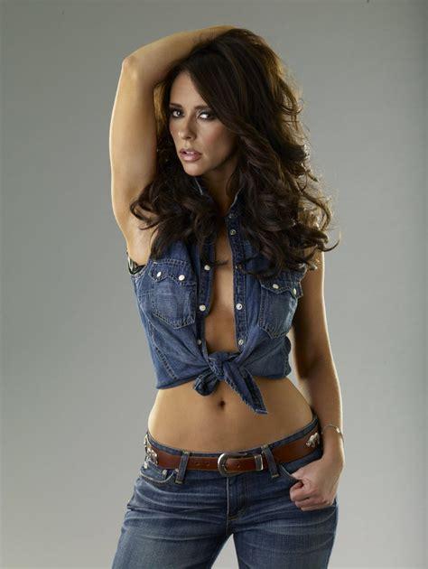 foto de Jennifer Love Hewitt Big Cleavage Showing Armpit nudewoman