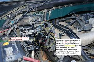 2000 F150 4 2l Pcv Valve    Help    Can U0026 39 T Find It