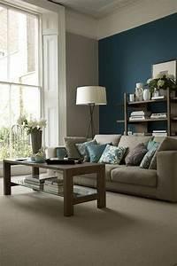 Gemütliche Wohnzimmer Farben : 50 tipps und wohnideen f r wohnzimmer farben ~ Watch28wear.com Haus und Dekorationen
