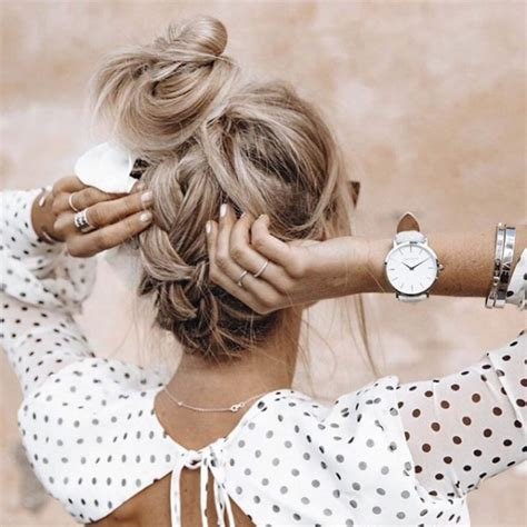 Bun Hairstyles: 9 Top Knots For Every Hair Type Hair