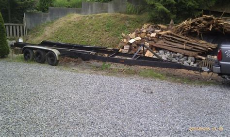 Used Boat Trailer Tri Axle by Tri Axle Boat Trailer Boats For Sale