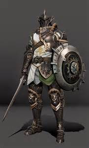 Knight Armor Concept Art Warrior