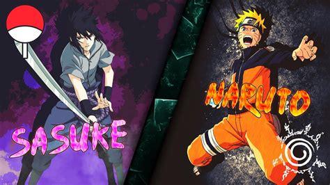 wallpaper naruto sasuke keren koleksi gambar hd