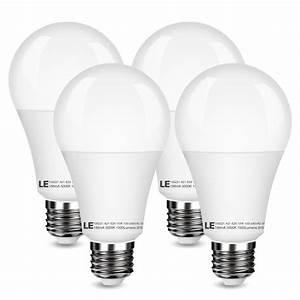 Led Light Bulbs : 15w a21 medium e26 base light bulb 100 equivalent daylight white le ~ Yasmunasinghe.com Haus und Dekorationen