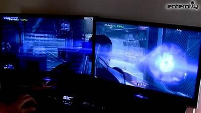 Monitor Mass Effect Dual Triple Gaming