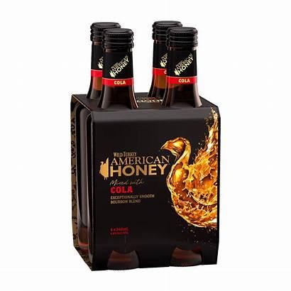 Honey Turkey American Wild Liqueur Cola Drink