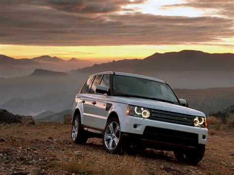 Land Rover Range Rover Sport Wallpapers by Gambar Land Rover Range Rover Sport Supercharged 2010