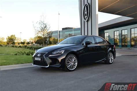 Lexus 300h Reviews by 2017 Lexus Is 300h Review Forcegt
