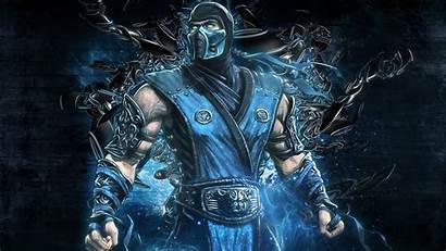 Gaming Pc Sub Zero Mortal Kombat Games