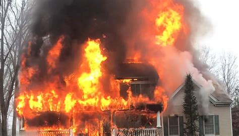 fire wayne alarm nj destroyed engulfs story three overnight passaic