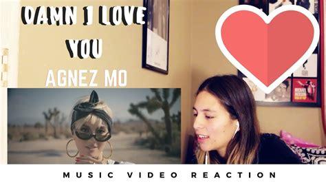 Agnez Mo  Damn I Love You Reaction ! Youtube