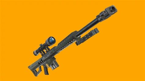 What Is The Heavy Sniper In