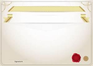 Diploma En Blanco Y Plantilla De Certificado Descargar