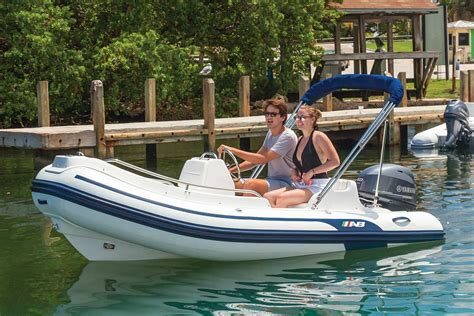 Rib Boat With Wheels by Top 15 Tenders And Ribs Southern Boating