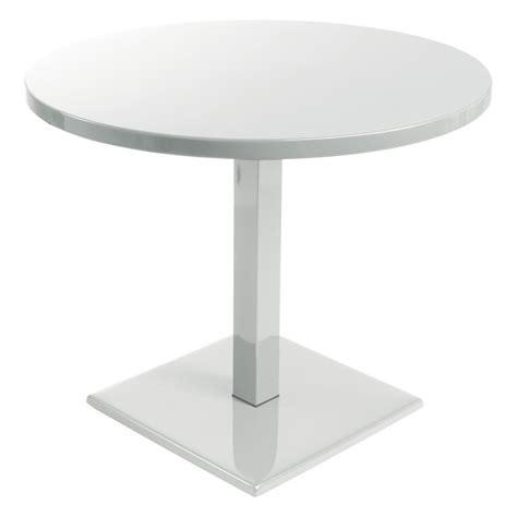 Emu Round Table Premium Patio Furniture Coalesse