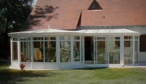 cuisine dans veranda véranda blanche photo 5 5 et si vous organisiez la