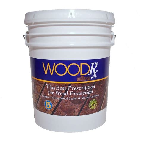 ready seal 5 gal mahogany exterior wood stain and sealer