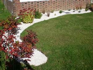 graviers decoratifs pour sublimer la deco d39exterieur de With deco de jardin avec caillou