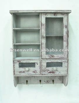 shabby chic kitchen wall cabinets shabby chic kitchen wall cabinet for seasoning view 7909