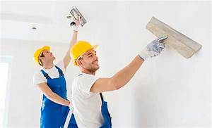 Enduire Un Mur Abimé : appliquer un enduit de lissage ~ Dailycaller-alerts.com Idées de Décoration