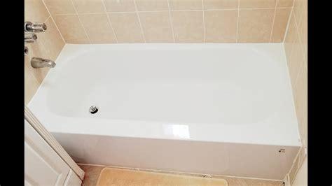 bath fitter bath tub reviewed   year   youtube
