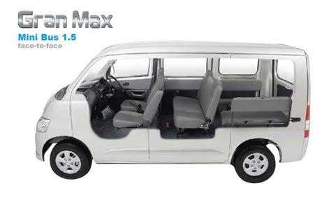 Daihatsu Gran Max Mb Modification by Mobil Dengan Kapasitas 7 Sd 9 Penumpang Nyaman Dan Aman