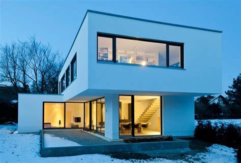 Moderne Häuser Cube by Einfamilienhaus Am W 246 Rthsee H 228 User Gramming