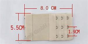 Bh Größe Berechnen Tabelle : 3er set bh verl ngerung 3 farben erweiterung vergr ern verschluss 3 haken ebay ~ Themetempest.com Abrechnung
