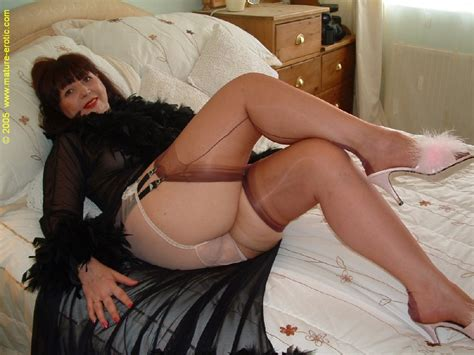 Check Out Horny Mature Chicks In Stockings Xxx Dessert