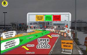 Rochester Airport renovations mean detours for passengers ...