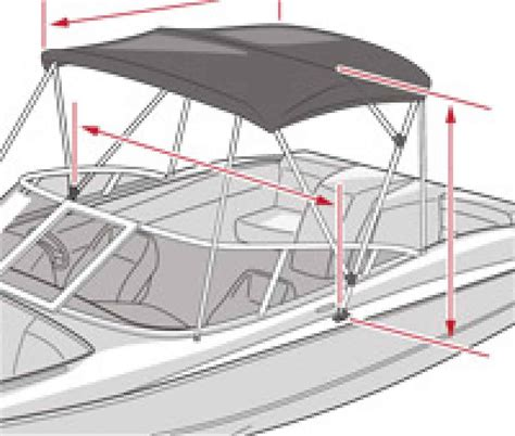Diy Boat Bimini by Putting A Bimini Top On Your Boat Is An Easy Diy Project