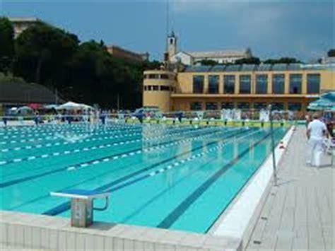 Piscina Porto Antico Genova by La Domenica Master Sportiva Meeting Citt 224 Di Gallarate