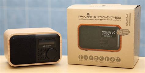 sonicgear pandora neo classic  bluetooth speaker review