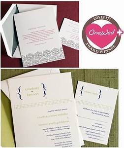 onewed loves wedding paper divas especially the beautiful With wedding paper divas thermography invitations