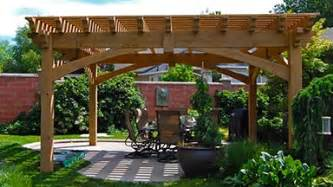 pergola designs pergola blueprints sds plans