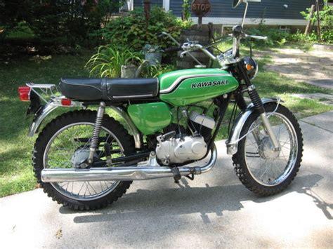 Vintage Minibike / Motorcycle 1973 Kawasaki G3ss 90cc